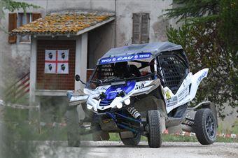 Cau Paolo,Fedullo Bruno(Yamaha Yxz,#319), CAMPIONATO ITALIANO CROSS COUNTRY