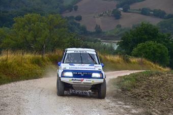 Farina Giovanni,Farina Francesco(Suzuki Vitara,#322), CAMPIONATO ITALIANO CROSS COUNTRY