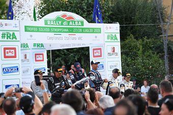 Cerimonia di Premiazione, COPPA RALLY DI ZONA