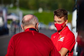Dino Beganovic, Tatuus T014 #07, Prema Powerteam, ITALIAN F.4 CHAMPIONSHIP POWERED BY ABARTH