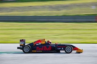 Jonny Edgar, Tatuus T014 #17, Van Amersfoort Racing, ITALIAN F.4 CHAMPIONSHIP POWERED BY ABARTH