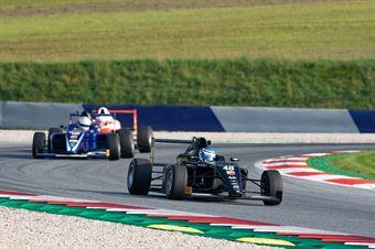 Jesse Salmenautio, Tatuus T014 #48, Bhaitech Srl, ITALIAN F.4 CHAMPIONSHIP POWERED BY ABARTH