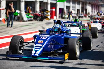 Markogiannis Georgios, Tatuus T014 #79, Cram Motorsport Srl, ITALIAN F.4 CHAMPIONSHIP POWERED BY ABARTH