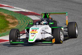 Oliver Bearman, Tatuus T014 #87, US Racing, ITALIAN F.4 CHAMPIONSHIP POWERED BY ABARTH