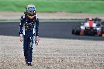 Baptiste Nicolas, Tatuus F.4 T014 Abarth #75, Cram Motorsport, ITALIAN F.4 CHAMPIONSHIP POWERED BY ABARTH