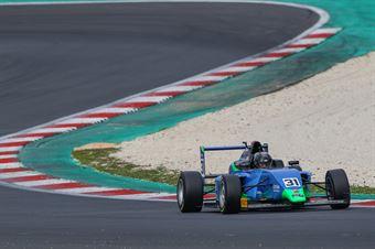 Barnard Taylor, Tatuus F.4 T014 Abarth #31, AKM Motorsport, ITALIAN F.4 CHAMPIONSHIP POWERED BY ABARTH