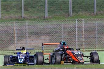 Cenyu Han, Tatuus F4 T 014 Abarth #8, Van Amersfoort Racing, ITALIAN F.4 CHAMPIONSHIP POWERED BY ABARTH