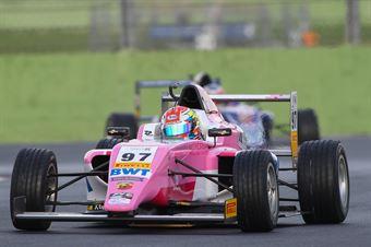 Contecha Diego, Tatuus F.4 T014 Abarth #97, BWT Mucke Motorsport, ITALIAN F.4 CHAMPIONSHIP POWERED BY ABARTH