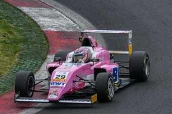 Durksen Joshua, Tatuus F.4 T014 Abarth #29, Mucke Motorsport , ITALIAN F.4 CHAMPIONSHIP POWERED BY ABARTH
