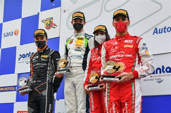 podium race 1rookie, ITALIAN F.4 CHAMPIONSHIP POWERED BY ABARTH