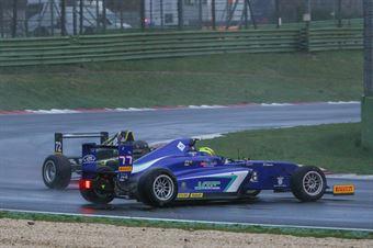 Rosso Andrea, Tatuus F.4 T014 Abarth #77, Cram Motorsport, ITALIAN F.4 CHAMPIONSHIP POWERED BY ABARTH