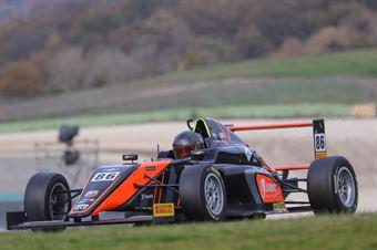 Valint Bence, Tatuus F.4 T014 Abarth #86, Van Amersfoort Racing, ITALIAN F.4 CHAMPIONSHIP POWERED BY ABARTH