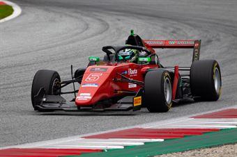 Pasma Patrick, F3 Tatuus 318 A.R. #5, Kic Motorsport, FORMULA REGIONAL EUROPEAN CHAMPIONSHIP