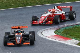 Hauger Dennis, F3 Tatuus 318 A.R. #62, Van Amersfoort Racing, F. REGIONAL EUROPEAN CHAMPIONSHIP BY ALPINE