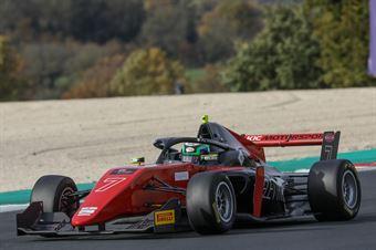 Marinangeli Nicola, F3 Tatuus 318 A.R. #7, KIC Motorsport, F. REGIONAL EUROPEAN CHAMPIONSHIP BY ALPINE