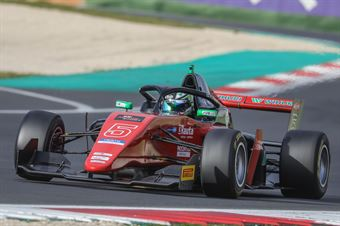 Pasma Patrik, F3 Tatuus 318 A.R. #5, KIC Motorsport, F. REGIONAL EUROPEAN CHAMPIONSHIP BY ALPINE