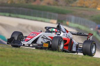Pesce Emilio, F3 Tatuus 318 A.R. #41, DR Formula Curv Motorsport, F. REGIONAL EUROPEAN CHAMPIONSHIP BY ALPINE