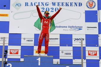 Petecof Gianluca, F3 Tatuus 318 A.R. #10, Prema Powerteam , F. REGIONAL EUROPEAN CHAMPIONSHIP BY ALPINE