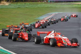 race 3, F. REGIONAL EUROPEAN CHAMPIONSHIP BY ALPINE