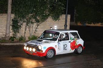 Letey Denis,Robbin Erik(A112 Abarth,Team Bassano,#112), CAMPIONATO ITALIANO RALLY AUTO STORICHE
