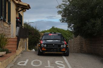 Lucky,Pons Fabrizia(Lancia Delta,KeySport Engeenering,#2), CAMPIONATO ITALIANO RALLY AUTO STORICHE