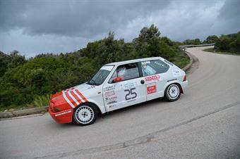 Soave Fiorenza,Dusi Anna(Fiat Ritmo 130,#25), CAMPIONATO ITALIANO RALLY AUTO STORICHE