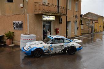 Da Zanche Lucio,De Luis Daniele(Porsche 911 scrs,Rododendri Historic,#4), CAMPIONATO ITALIANO RALLY AUTO STORICHE