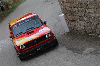 Gandolfo Valtero,Bogliaccino Enrico(Fiat 127 Sport,Meteco Corse,#44), CAMPIONATO ITALIANO RALLY AUTO STORICHE