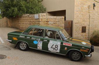 Turchi Pietro,Donati Francesco(Fiat 125,Team Bassano,#48), CAMPIONATO ITALIANO RALLY AUTO STORICHE