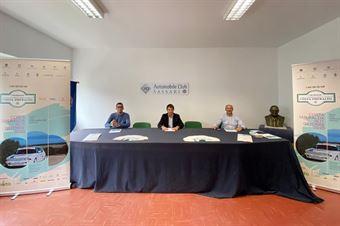 Presentazione 3°Rally Storico Costa Smeralda_001, CAMPIONATO ITALIANO RALLY AUTO STORICHE