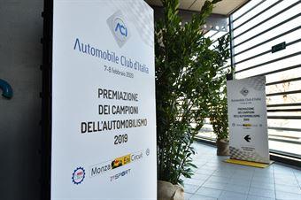 Premiazione Campioni ACI 2019, colore, CAMPIONATO ITALIANO RALLY AUTO STORICHE