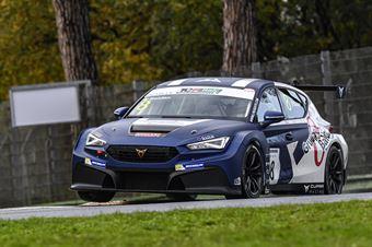 Baldan Nicola, Cupra TCR SEQ #8, Elite Motorsport, TCR ITALY TOURING CAR CHAMPIONSHIP