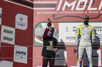 Podium DSG Race2, TCR ITALY TOURING CAR CHAMPIONSHIP