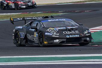 Giacomo Barri, Lamborghini Huracan GT CUP #399, Team Italy, CAMPIONATO ITALIANO GRAN TURISMO