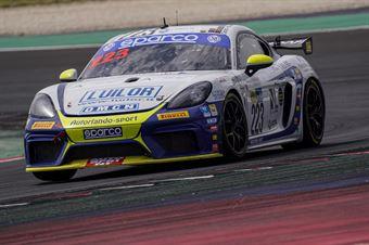 Gianluca Carboni, Porsche 718 Cayman GT4 #223, Autorlando Sport , CAMPIONATO ITALIANO GRAN TURISMO