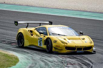 Luca Filippi, Ferrari 488 Evo GT3 #58, RAM Autoracing SRL, CAMPIONATO ITALIANO GRAN TURISMO