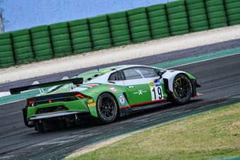 Matteo Llarena  Stuart Middelton , Lamborghini Huracan GT3 #19, Imperiale Racing, CAMPIONATO ITALIANO GRAN TURISMO