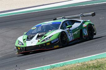 Matteo Llarena Middleton Stuart, Lamborghini Huracan GT3 #19, Imperiale Sport Car Service , CAMPIONATO ITALIANO GRAN TURISMO
