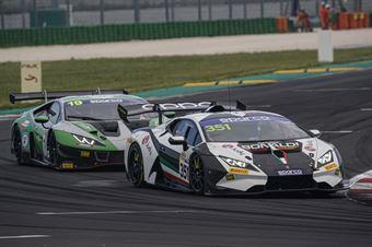 PAVLOVIC MIlos FISCHBAUM Michael, Lamborghini Huracán #351, Bonaldi Motorsport              , CAMPIONATO ITALIANO GRAN TURISMO