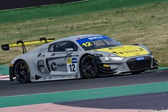 Riccardo Agostini, Audi R8 LMS #12, Audi Sport Italia, CAMPIONATO ITALIANO GRAN TURISMO