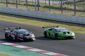 Simone Iacone Tempesta Sascha, Lamborghini Huracán #29, Vincenzo Sospiri Racing, CAMPIONATO ITALIANO GRAN TURISMO