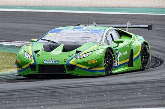 Simone Iacone, Lamborghini Huracán #29, Vincenzo Sospiri Racing, CAMPIONATO ITALIANO GRAN TURISMO