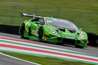 Leo Federico Ivan Peklin, Lamborghini Huracan GT3 PRO AM #66, Vincenzo Sospiri Racing, CAMPIONATO ITALIANO GRAN TURISMO
