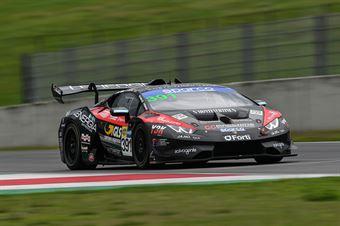 Lorenzo Pegoraro Massimiliano Mugelli, Lamborghini Huracan Supertrofeo GT CUP #391, Best Lap, CAMPIONATO ITALIANO GRAN TURISMO