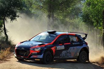 Scandola Umberto Fappani Danilo, Hyundai i20 R5 #1, CAMPIONATO ITALIANO RALLY TERRA