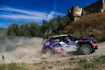 Tamara Molinaro, Piercarlo Capolongo, Citroen C3 R5 #19, Gass Racing, CAMPIONATO ITALIANO RALLY TERRA