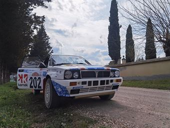 Shakedown, CAMPIONATO ITALIANO RALLY TERRA STORICO