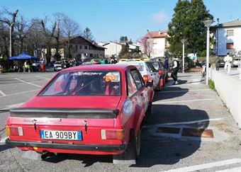 Riordino 1 Piancastagnaio, CAMPIONATO ITALIANO RALLY TERRA STORICO