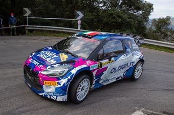 Simone Miele, Roberto Mometti(Citroen DS3 #3), CAMPIONATO ITALIANO WRC