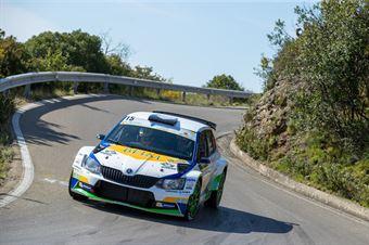Stefano Liburdi, Andrea Colapietro(Skoda Fabia R5 #15, MS Munaretto), CAMPIONATO ITALIANO WRC